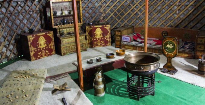 Mongol ger_urlagiin buteel