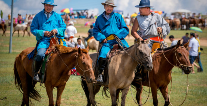 mongolian people