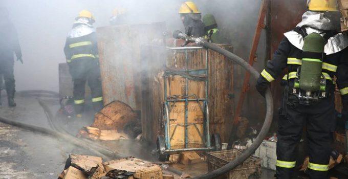 Гал түймрийн аюулаас 337 хүний амь насыг аварчээ